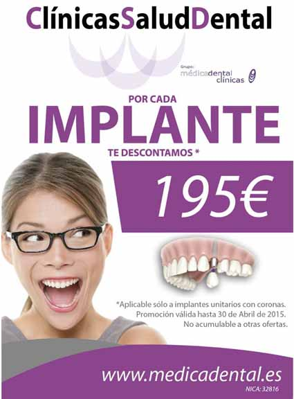 salud dental oferta